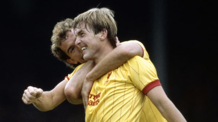 Souness and Dalglish are undroppable in this team