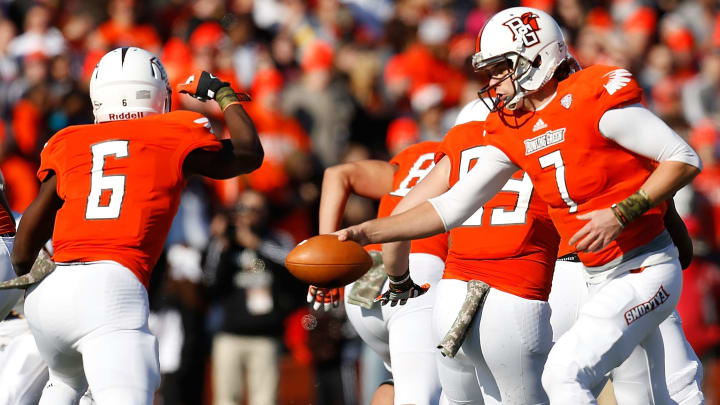 bowling green vs miami (oh) odds, spread, location, date