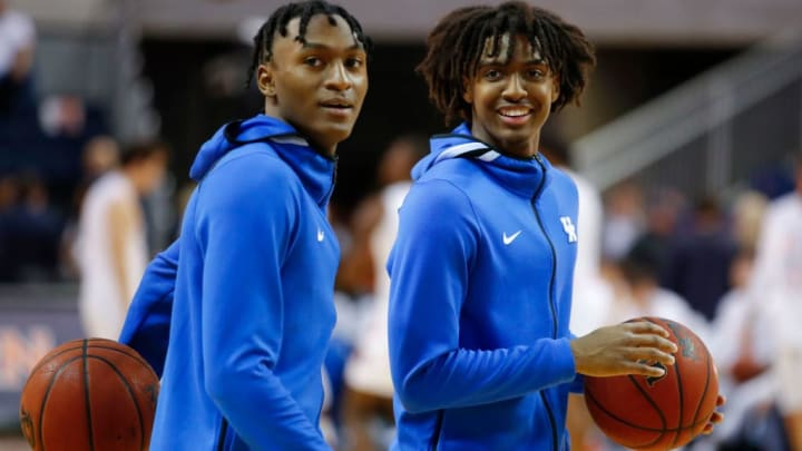 Tyrese Maxey, Immanuel Quickley