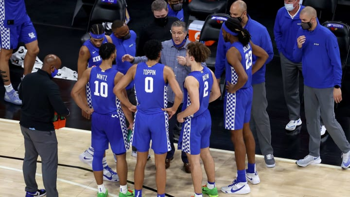 John Calipari and the Kentucky Wildcats