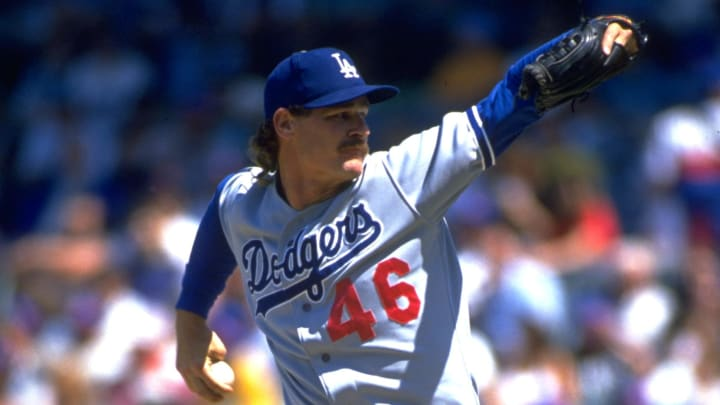 Former Los Angeles Dodgers pitcher Kevin Gross had one solid season cut short.