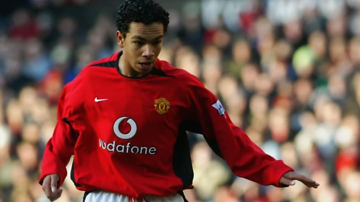 Kieran Richardson of Manchester United