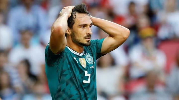 Alemanha Copa do Mundo de 2018 Coreia do Sul Zebra