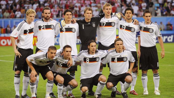 DFB-Team bei der EM 2008