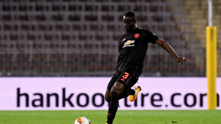 Eric Bailly / Manchester United