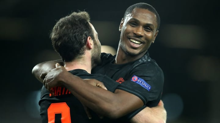 Odion Ighalo has impressed since his January loan move, scoring twice in the Europa League