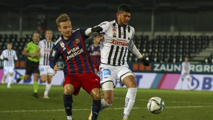 Der Linzer ASK und Rapid Wien liegen in der Tabelle zwei Punkte auseinander