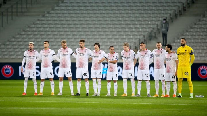 LOSC Lille v AC Milan: Group H - UEFA Europa League
