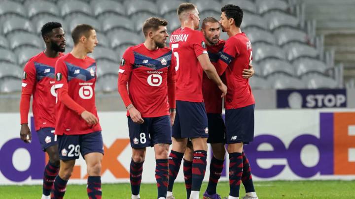 LOSC Lille v AC Sparta Praha: Group H - UEFA Europa League