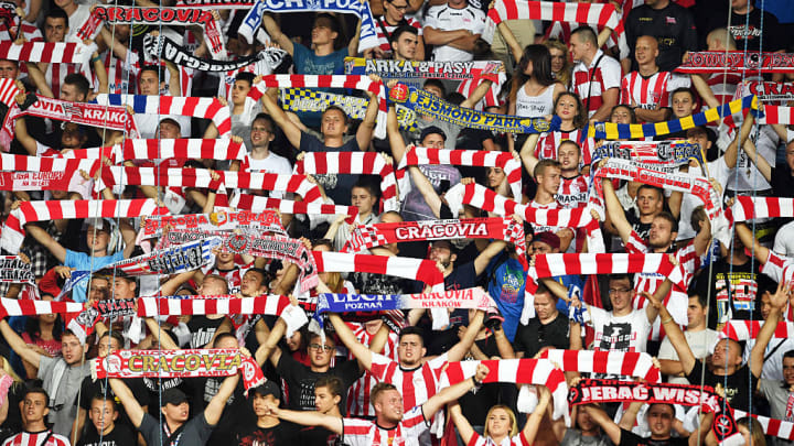 Le derby de Cracovie est l'un des plus tendus au monde.
