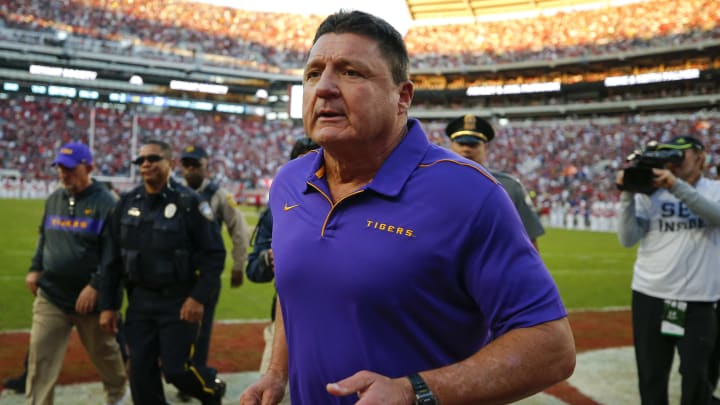Lsu Disrespected By Opening Odds Against Alabama In Week 11 Matchup