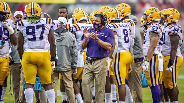 LSU, USC and Penn State are among college football teams that have opted out of bowl games.