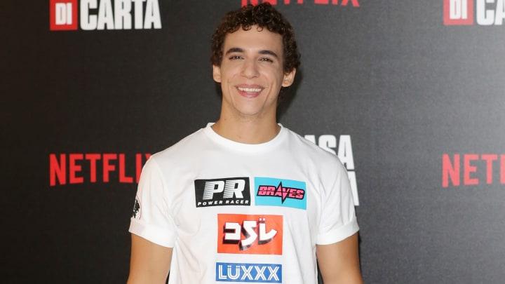 Miguel Herrán es uno de los protagonistas de La Casa de Papel