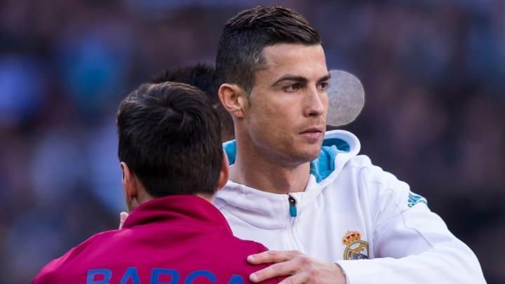 Cristiano Ronaldo, Lionel Andres Messi