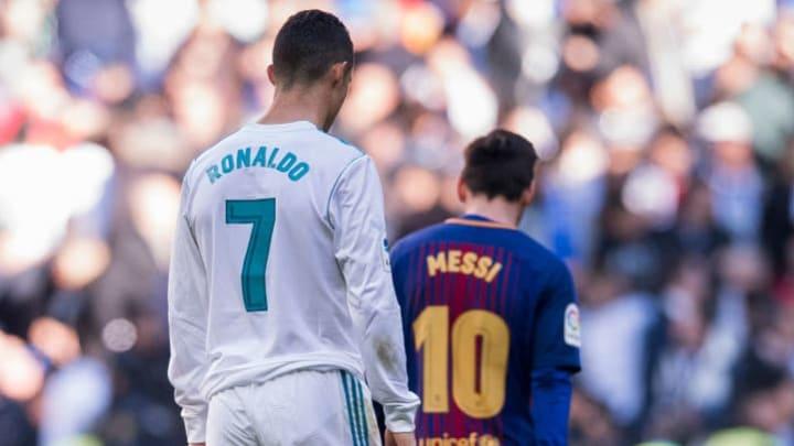 Messi und Ronaldo wurden durch ihre Rivalität noch stärker