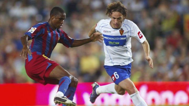 La Liga: Barcelona v Real Zaragoza