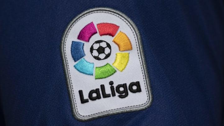 La Liga logosu.
