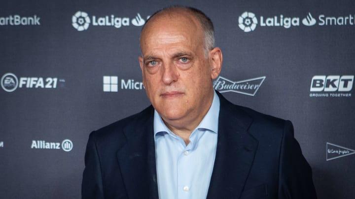 Javier Tebas has landed himself in a war with PSG