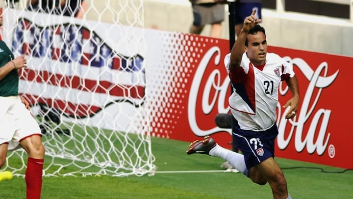 Landon Donovan of the USA