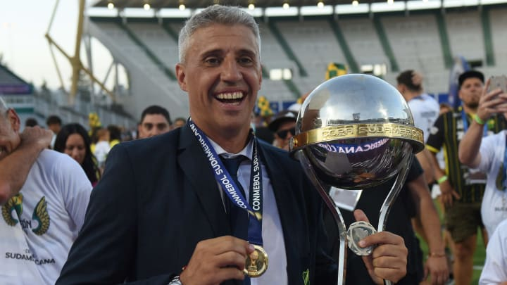 Lanus v Defensa y Justicia - Copa CONMEBOL Sudamericana 2020 Final
