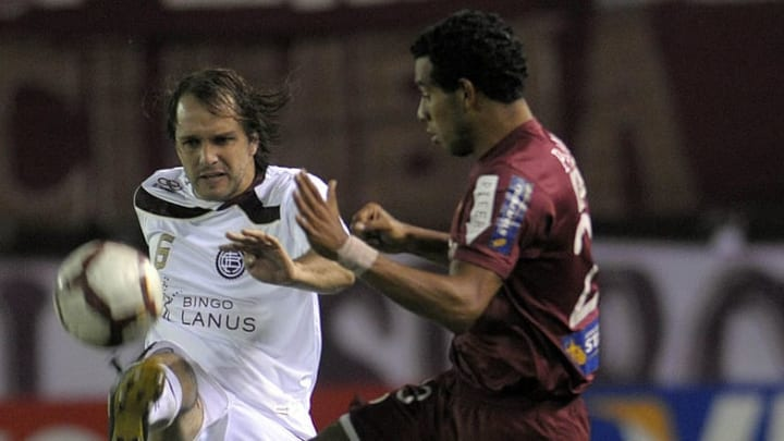 Lanus Jadson Vieira Lanús Campeonato Argentino Apertura
