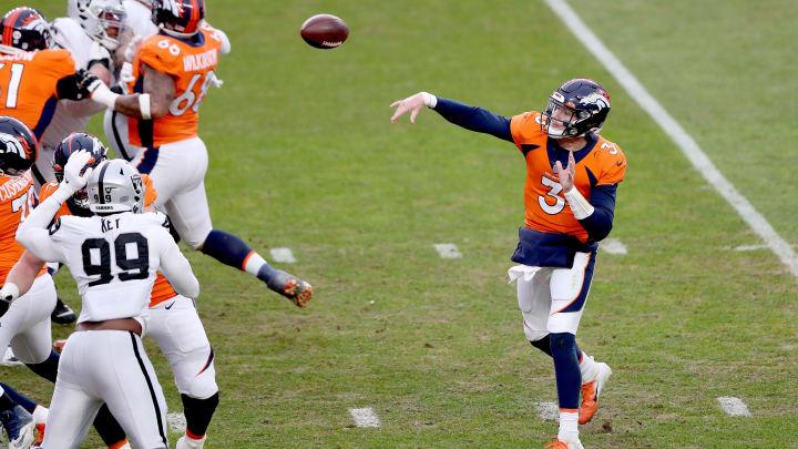 Denver Broncos star linebacker Von Miller voiced his confidence in Drew Lock as the Broncos starting quarterback heading into the 2021 NFL season.