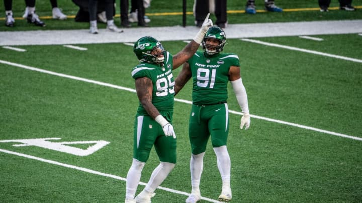 NY Jets, John Franklin-Myers, Quinnen Williams