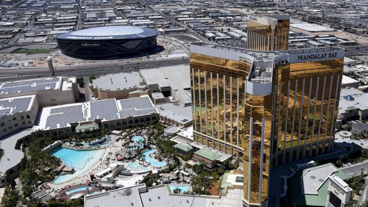 Raiders New Stadium In Las Vegas Will Be A Broadcasting Dream