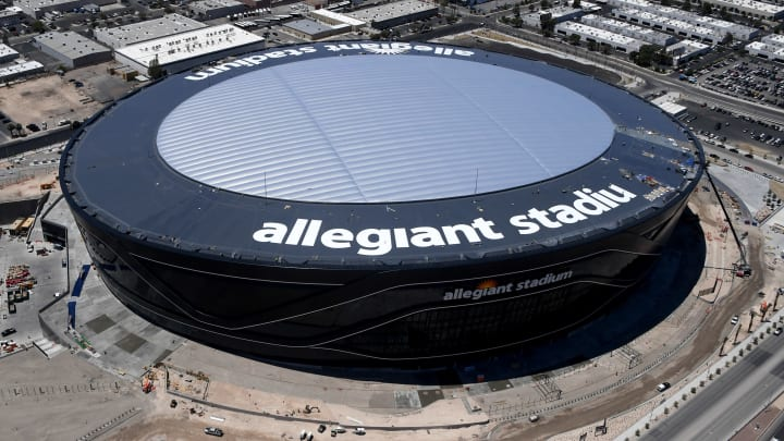 Raiders Fans Need to Check Out These Pictures Inside the New Allegiant Stadium