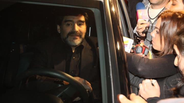 Maradona ha sido uno de los grandes ídolos deportivos en la historia