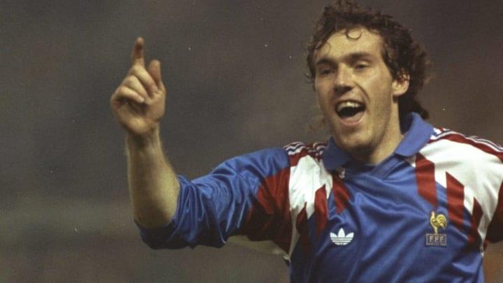 Laurent Blanc of France