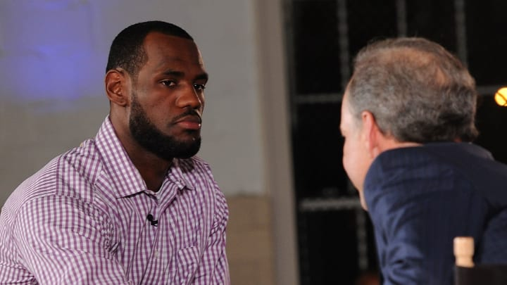 LeBron James Announces His Future NBA Plans