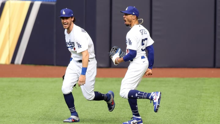 Mookie Betts, Cody Bellinger