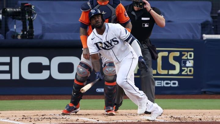 Randy Arozarena, League Championship - Houston Astros v Tampa Bay Rays - Game Seven