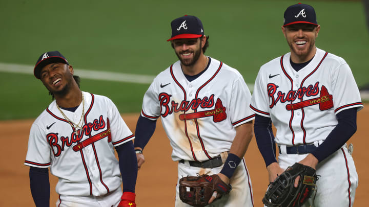 Atlanta Braves projected win total should excite its fans for the 2021 MLB season.