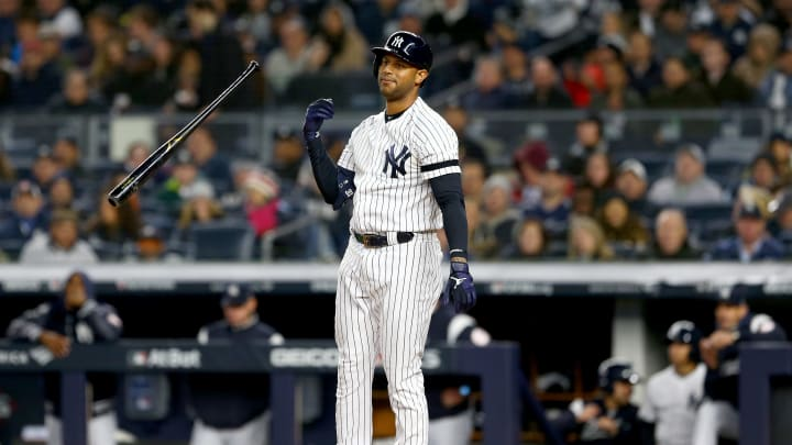 The New York Yankees released an Aaron Hicks injury update as the outfielder continues to recover