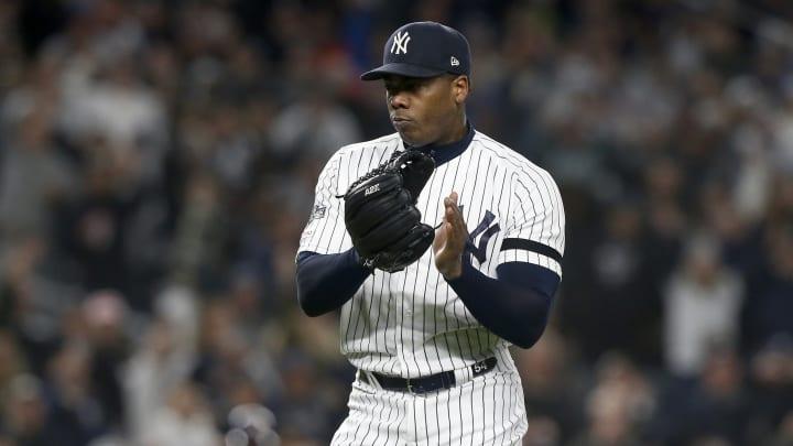 ¿Quién cerrará para los Yankees cuando Chapman se vaya?