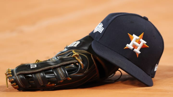 The Houston Astros added Peter Zimmermann as an undrafted free agent