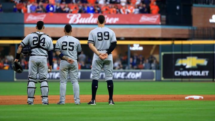 Así será el roster de 26 de los Yankees para la temporada de 2020 en las  Grandes Ligas