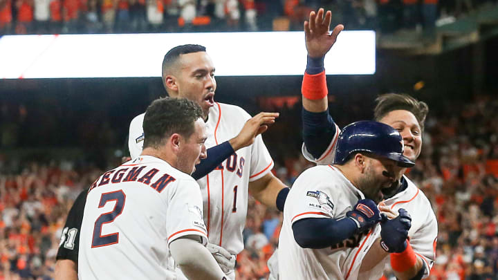 The Houston Astros still have some explaining to do