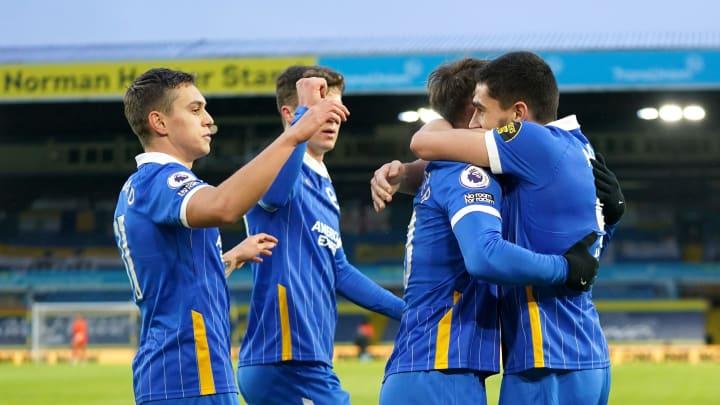 Brighton deserved a 1-0 win
