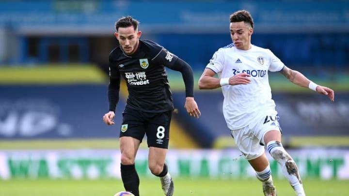 Rodrigo Moreno (r.) wurde in Leeds noch nicht glücklich