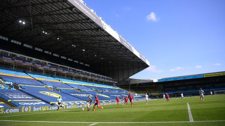 Elland Road will host Leeds' clash with Manchester City