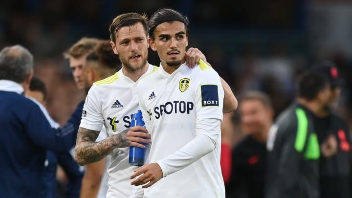Leeds have appealed Pascal Struijk's dismissal