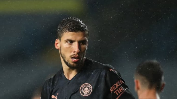 Dias has been signed to solve Man City's defensive woes