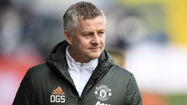 Ole Gunnar Solskjaer wants his side to be critical of themselves