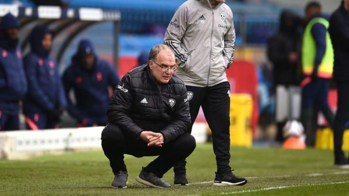 Marcelo Bielsa ist Trainer von Leeds United