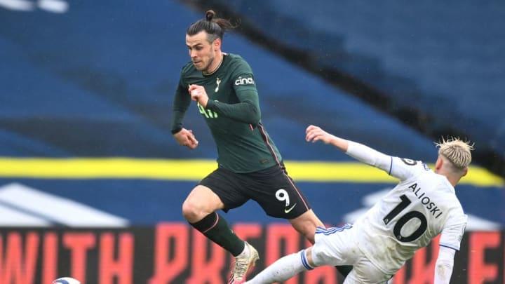 Gareth Bale, Ezgjan Alioski