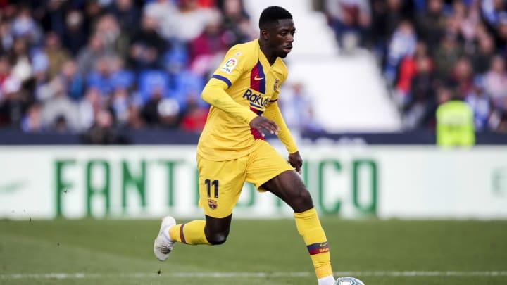 Ousmané Démbelé podría dejar al FC Barcelona para pasar al Manchester United.