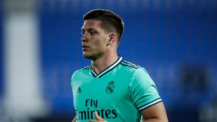 Jovic, Real Madrid